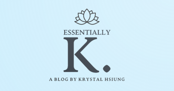 Essentially K.| Lifestyle | Beauty | Fashion |
