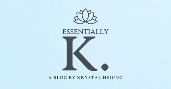 Essentially K.| Lifestyle | Beauty | Fashion |